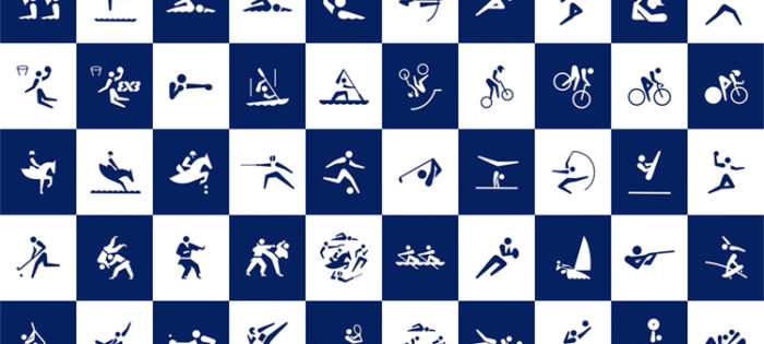Tokyo 2020 presenta i pittogrammi sportivi ufficiali