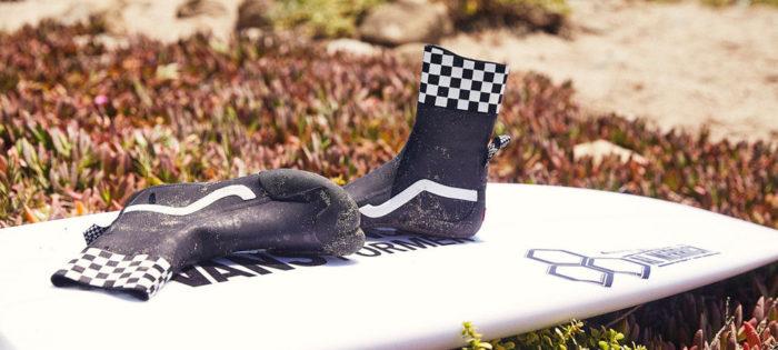 VANS LAUNCH SKATE INSPIRED SURF BOOTS
