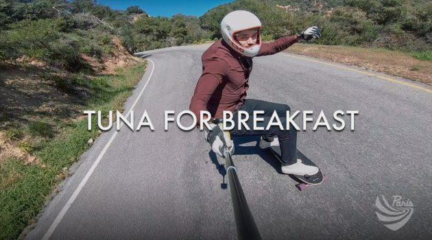 TUNA FOR BREAKFAST | Max Vickers