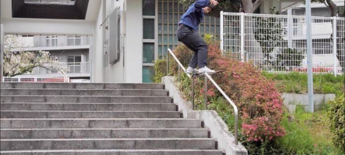 Yuto Horigome | April Skateboards Pro Part