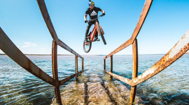 Danny MacAskill x adidas Outdoor - Welcome to the Family