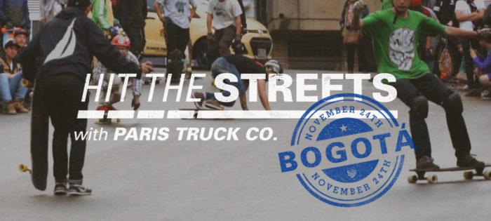 Paris Truck Co. – HIT THE STREETS | Bogotá