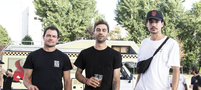 Vans Picnic Table Contest FINAL STOP Milano