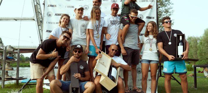 Campionati Italiani di Categoria 2019 Wakeboard – Pieno di Medaglie per Wakeland