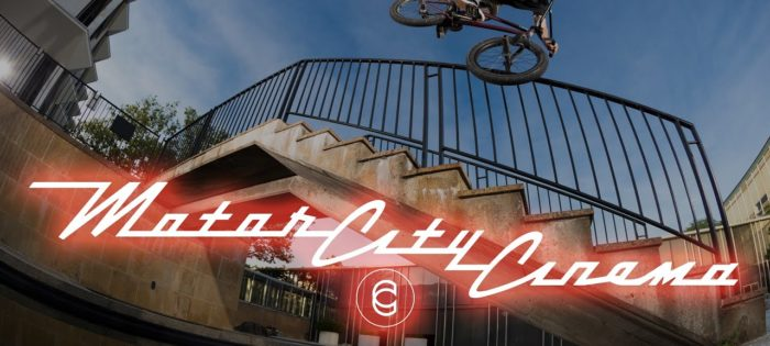 Motor City Cinema – Cinema BMX
