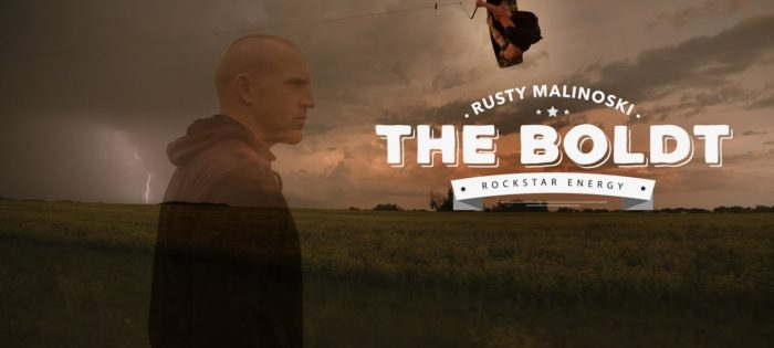 Rusty Malinoski – The Boldt
