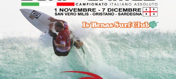 Domani Parte la Terza edizione del Campionato Assoluto di Surf!