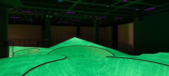 OooOoO! – Lo skatepark alla Triennale