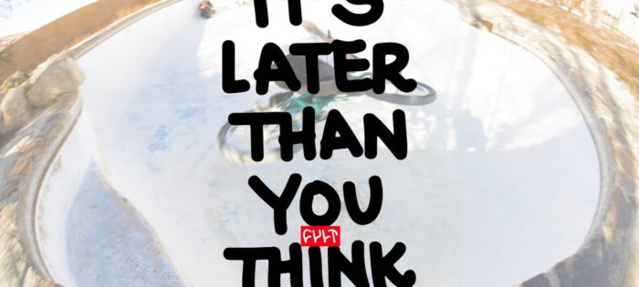 CULT CREW – IT'S LATER THAN YOU THINK | FULL DVD