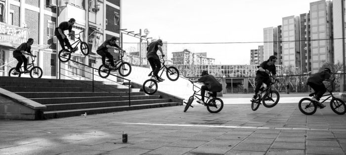 Federal Bikes – FTS – Anthony Perrin