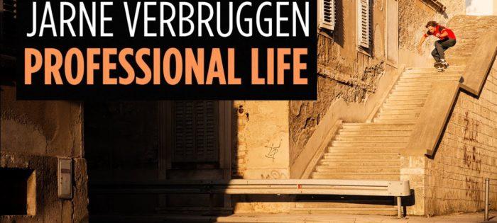 """Jarne Verbruggen – """"Professional Life"""" Part"""